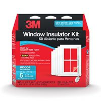 upvoted.top:3M Indoor Window Insulator Kit for 5 Windows