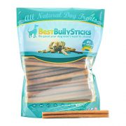 upvoted.top:6-inch Supreme Bully Sticks by Best Bully Sticks (25 Pack) All Natural Dog Treats