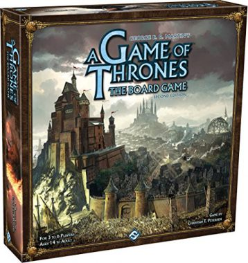 upvoted.top:A Game of Thrones: The Board Game SecondEdition