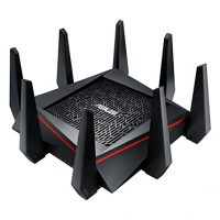upvoted.top:ASUS RT-AC5300 Wireless AC5300 Tri-Band Gigabit Router