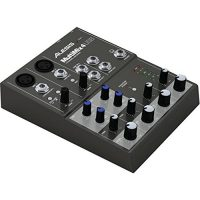 upvoted.top:Alesis MultiMix 4 USB Four-Channel USB Mixer