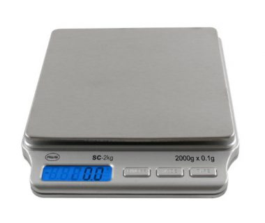 upvoted.top:American Weigh Scales AMW-SC-2KG Digital Pocket Scale