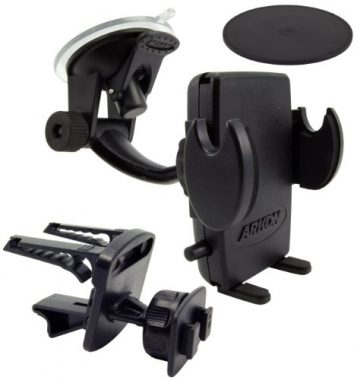 upvoted.top:Arkon Car Phone Holder Mount for iPhone 7 6S 6 Plus 7 6S 6 Galaxy Note Retail Black