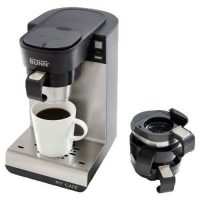 upvoted.top:BUNN MCU Single Cup Multi-Use Home Coffee Brewer