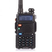 upvoted.top:BaoFeng UV-5R Dual Band Two Way Radio (Black)