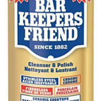 upvoted.top:Bar Keepers Friend® Cleanser & Polish: 12 OZ