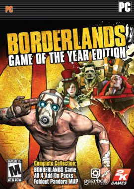upvoted.top:Borderlands Game of the Year Edition [Download]
