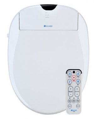 upvoted.top:Brondell S1000-EW Swash 1000 Advanced Bidet Elongated Toilet Seat