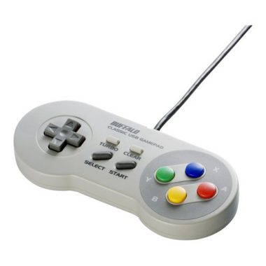 upvoted.top:Buffalo Classic USB Gamepad for PC