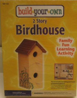 upvoted.top:Build Your Own 2 Story Birdhouse