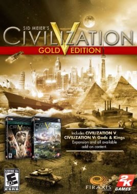 upvoted.top:CIV V GOLD + Brave New World [Online Game Code]