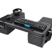 upvoted.top:COUCHMASTER Cycon | Black Edition (Ergonomic Couch-Gaming desk