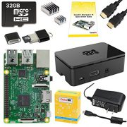 upvoted.top:CanaKit Raspberry Pi 3 Complete Starter Kit - 32 GB Edition