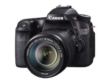 upvoted.top:Canon EOS 70D Digital SLR Camera with 18-135mm STM Lens