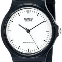 upvoted.top:Casio Men's MQ24-7E Casual Watch With Black Resin Band