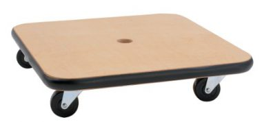 upvoted.top:Champion Sports 16-Inch Wood Scooter Board