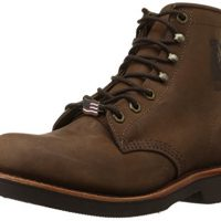 "upvoted.top:Chippewa Men's 6"" Rugged Handcrafted Lace-Up Boot"