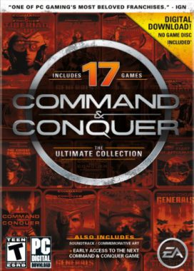 upvoted.top:Command & Conquer The Ultimate Collection [Instant Access]