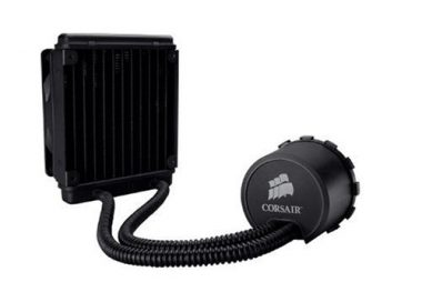 upvoted.top:Corsair Cooling Hydro Series H50 All in One High-performance CPU Cooler CWCH50-1