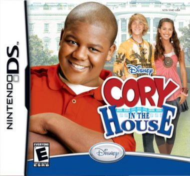 upvoted.top:Cory in the House - Nintendo DS