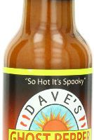 upvoted.top:Dave's Ghost Pepper Naga Jolokia Hot Sauce 5oz