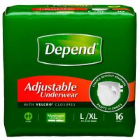 upvoted.top:Depend Adjustable Underwear