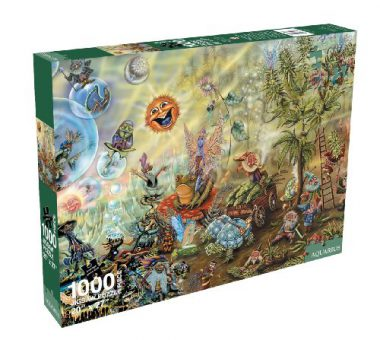 upvoted.top:Dream Combo 1000 pieces Jigsaw Puzzle