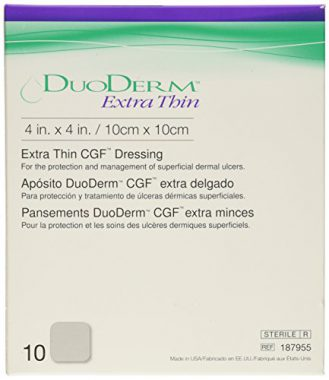 upvoted.top:Duoderm Extra Thin Cgf Dressing 4 x 4 in./Box of 10