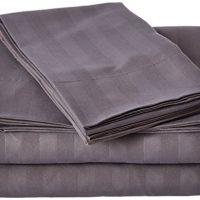 upvoted.top:Elegant Comfort® Wrinkle & Fade Resistant 1500 Thread Count - Damask STRIPES Egyptian Quality Lux...