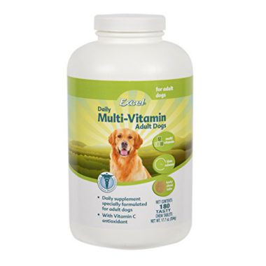 upvoted.top:Excel Time Release Multi-Vitamin for Adult Dogs