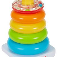 upvoted.top:Fisher-Price Brilliant Basics Rock-a-Stack