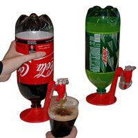 upvoted.top:Fizz Saver Refrigerator 2-Liter Soft Drink Dispenser