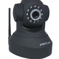 upvoted.top:Foscam FI8918W Wireless/Wired Pan & Tilt IP/Network Camera with 8 Meter Night Vision and 3.6mm Le...