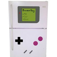 upvoted.top:FreezerBoy Refrigerator Magnets (Dry-Erase Whiteboard Set)