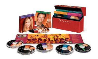 upvoted.top:Friends: The Complete Series