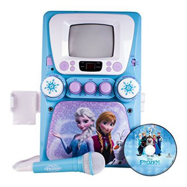 upvoted.top:Frozen Deluxe Karaoke with Screen 69127