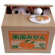 upvoted.top:Generic Itazura Kitty Cat Coin Bank US Seller Novelty
