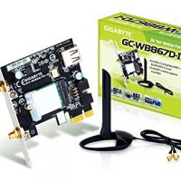 upvoted.top:Gigabyte GC-WB867D-I Wi-Fi/Bluetooth Combo PCI Adapter for Desktop Computer - 802.11ac - Bluetoot...