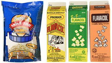 upvoted.top:Gold Medal Products 2045 Flavacol Seasoning & Popcorn Salt Assortment