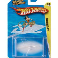 upvoted.top:Hot Wheels SDCC 2010 Wonder Woman Invisible Jet Vehicle