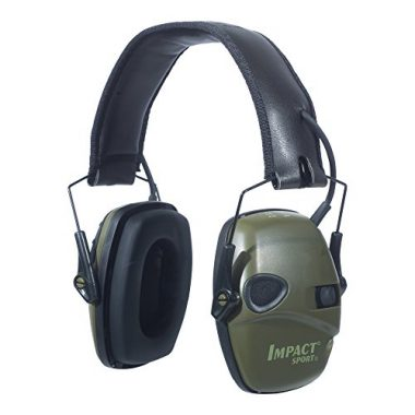 upvoted.top:Howard Leight by Honeywell Impact Sport Sound Amplification Electronic Earmuff