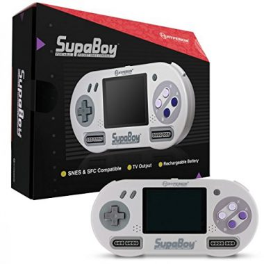 upvoted.top:Hyperkin SUPABOY Portable Pocket SNES Console