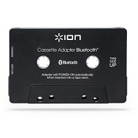 upvoted.top:ION Audio Cassette Adapter Bluetooth | Bluetooth Music Receiver for Cassette Decks
