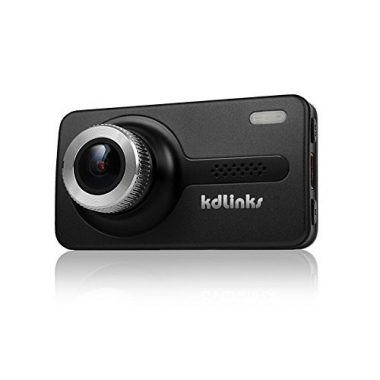 upvoted.top:KDLINKS X1 Full-HD 1920 x 1080 165 Degree Wide Angle Dashboard Camera Recorder Car Dash Cam with ...