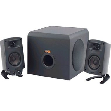 upvoted.top:Klipsch ProMedia 2.1 THX Certified Computer Speaker System (Black)
