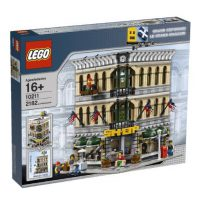 upvoted.top:LEGO Creator Grand Emporium 10211 (Discontinued by manufacturer)