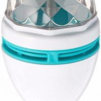 upvoted.top:Lightahead LA005 Rotating LED Strobe Bulb Multi changing Color Crystal Stage Light