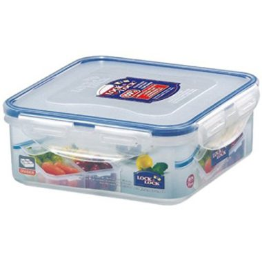 upvoted.top:Lock & Lock 3.6 Cup Rectangular Storage with Trays