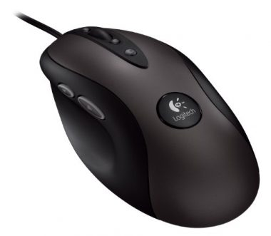 upvoted.top:Logitech Optical Gaming Mouse G400 with High-Precision 3600 DPI Optical Engine