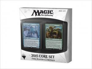 upvoted.top:MTG Magic the Gathering Card Game M15 2015 Core Set - 2-Player CLASH PACK Decks - 126 cards w 6 f...
